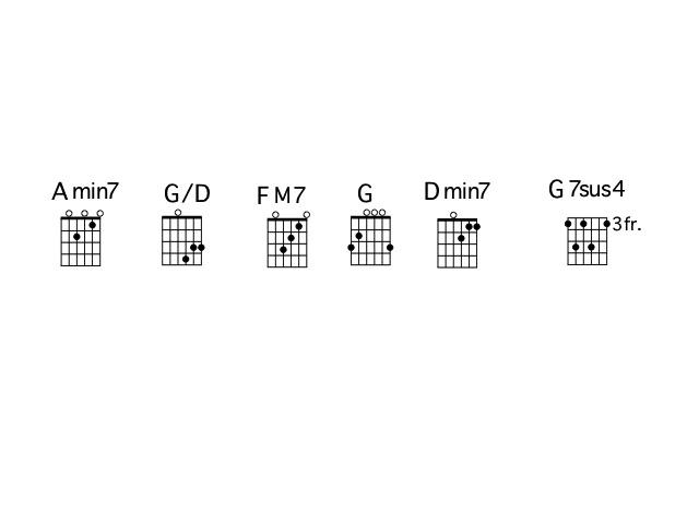 Chords kadans small 1