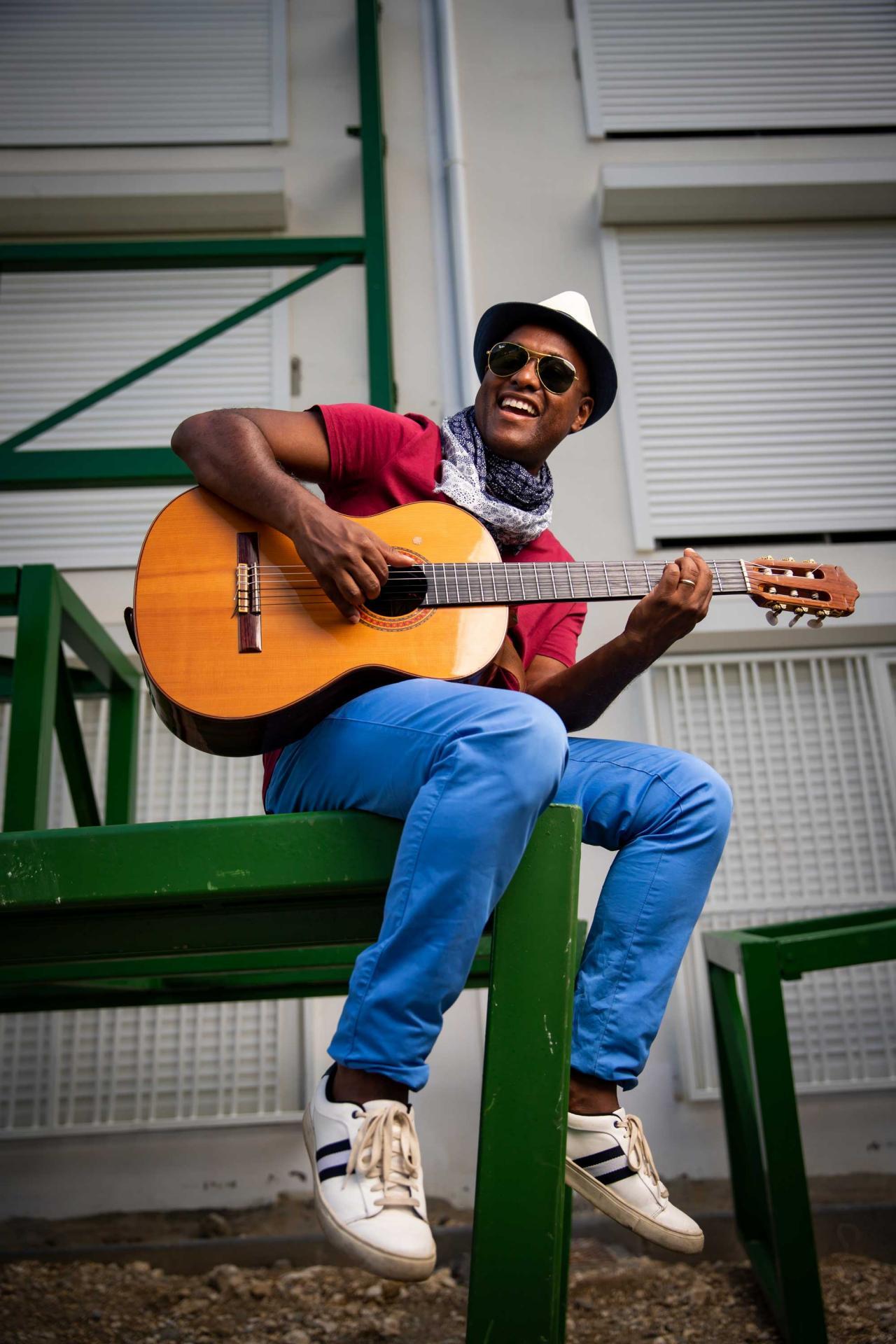Fred guitare 1